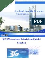 WCDMA Antenna System