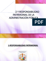 Seguro y Responsabilidad Patrimonial de La Administración Pública