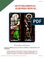 La Base Fundamental de La Alquimia Sexual