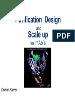 Purification Design