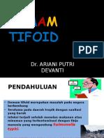 Tifoid Sd, Apd