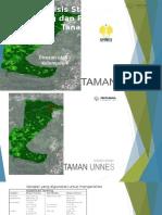 Presentasi Taman Unnes_Kelompok 7
