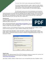 pen drive - um disco de Boot.doc