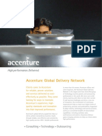 Accenture Global Delivery Network