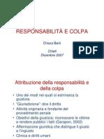 Prof[1]. C. Berti_ Responsabilita e Colpa 2008