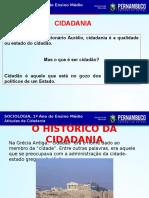 Atitudes de Cidadania 2 ANO MÉDIO.ppt