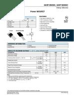 P18N50C datasheet