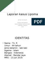 Laporan Kasus Lipoma Retno