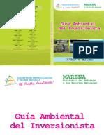 Guia Ambiental Del Inversionista