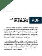 Esmeralda Sagrada