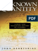 Derbyshire - Unknown Quantity - Real and Imaginary History of Algebra (JHP, 2006).pdf