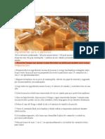 Ingredientes Para Caramelos