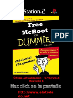 Tutorial Free McBoot v1.8b Revision 6