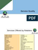 Service Gap Model