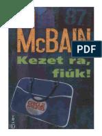 Kezet Ra Fiuk! - Ed McBain