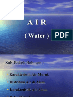 2. SIFAT AIR