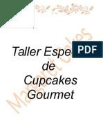 Taller de Cupcakes Gourmet Margaret Cakes 2015