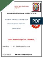 Caratula de Investigacion Cientifica