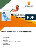 Aula de Medicamentos