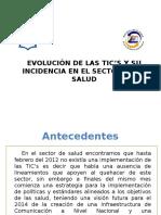 Evolución de Las Tics