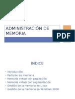 3 ADM MEMORIA