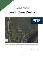 Beraid Broiler Project Profile Final