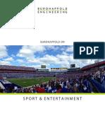 BH Sport & Entertainment Information