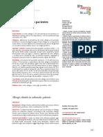 Rinitis Alergica en Asmaticos