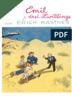 1934 - Erich Kästner - Emil Und Die Drei Zwillinge