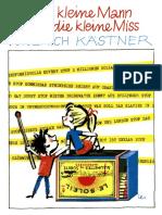 Erich Kästner - Der Kleine Mann Und Die Kleine Miss
