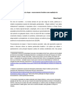 Angotti Encarceramento Feminino - Le Monde