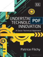 Understanding Technological Inovation - Patrice Flichy