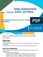 Zotero Pour Doctorants (1)