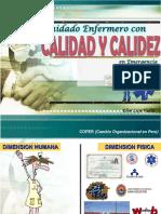 Calidad y Calidez-Enfermeria
