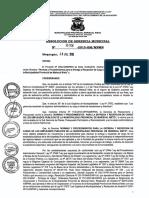 Directiva Entrega-Recepcion Cargo