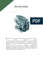 Motor Diesel Partes