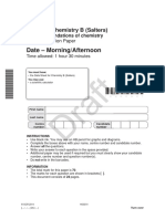 171755 Unit h033 01 Foundations of Chemistry Sample Assessment Materials