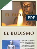 EL BUDISMO Trabajo de Español 1