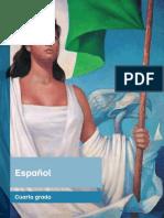 Primaria Cuarto Grado Espanol Libro de Texto