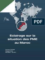 Etude Situation Pme Maroc