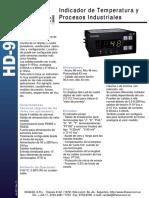 Folleto HD 91