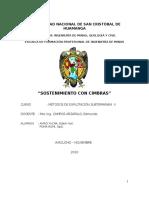 SOSTENIMIENTO CON CIMBRAS.doc