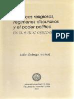Gallego 2001 Prólogo Prácticas Religiosas