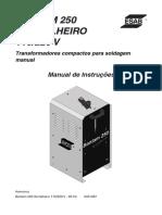 Manual Maquina Solda _BantamSerralheiro250_pt