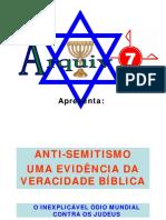 10 - ANTI-SEMITISMO - UMA EVIDÊNCIA DA VERACIDADE BÍBLICA.pdf