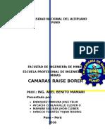 Diseño de Camaras RB