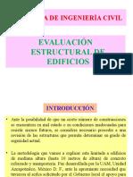 UNIDAD VII Evaluacion Estructural