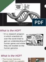 HGP - Biochemistry