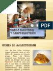 Cap 21 Carga Electrica y Campo Electrico