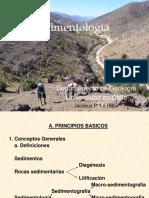 Sedimentología I